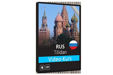 """""""Rus Tilini Oson O'rganish"""" – Video-Darslik"""