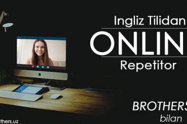 Ingliz Tilidan ONLINE Repetitor (Skype/IMO)