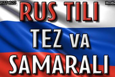 Rus Tilidan Individual Darslar