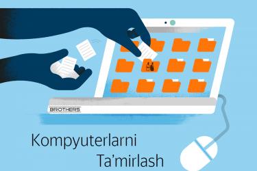 Kompyuterni Ta'mirlash va Texnik Yordam