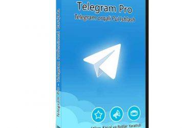 Telegram PRO – Telegramda Pul Ishlash Sirlari