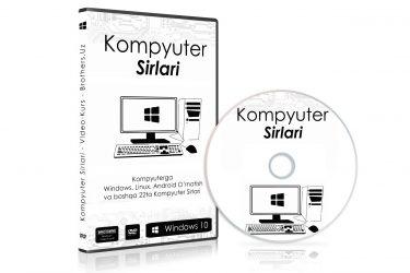 «Kompyuter Sirlari» Video-Kursi