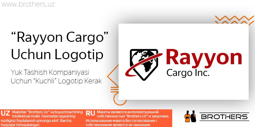 «Rayon Cargo» uchun Logotip
